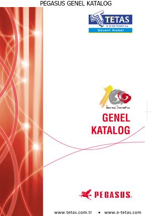 PEGASUS GENEL KATALOG TETAS